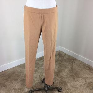 Michael Kors M 10 Camel tan Brown Ankle pants